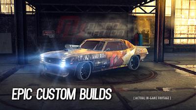 Nitro Nations Drag Racing 3