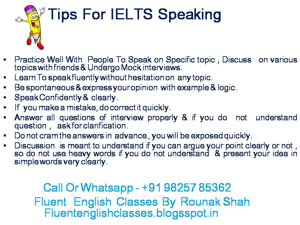 IELTS / TOEFL & ENGLISH SPEAKING CENTER IN AHMEDABAD BY