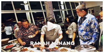 Cicipi Kuliner Ranah Minangkabau, Kemenpar Tandatangani Kesepakatan Bersama Pemprov Sumbar