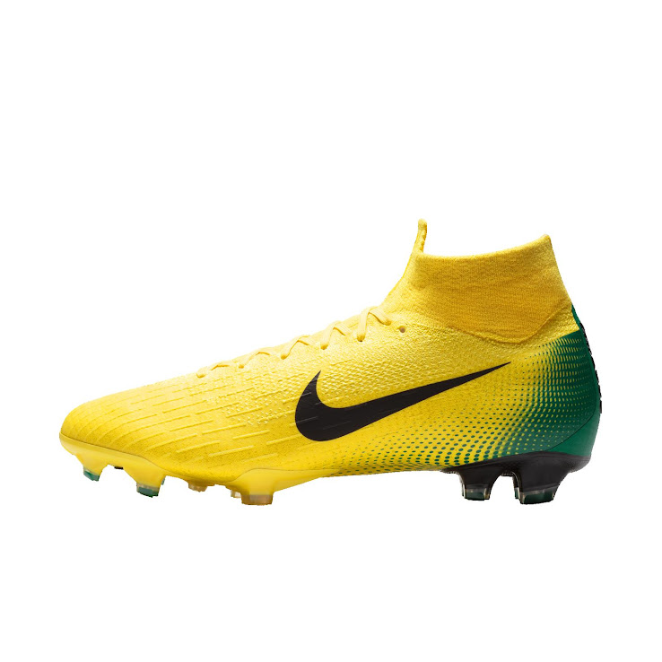 sale retailer 5e794 1be74 Nike 1998, 2002, 2006, 2010 and 2014 Mercurial 360 Heritage ...