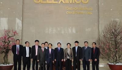 lãnh đạo tập đoàn geleximco