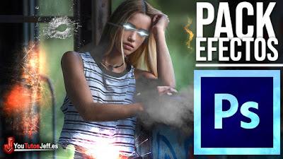 Pack de efectos para Photoshop - Mejorar en Photoshop