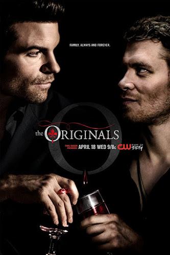 The Originals Temporada 5 (HDTV 720p Ingles Subtitulada)