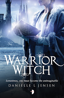 Warrior Witch book cover