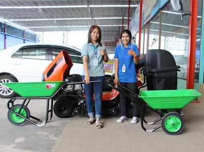 Buriram Thailand Riding Lawn Mower made in USA