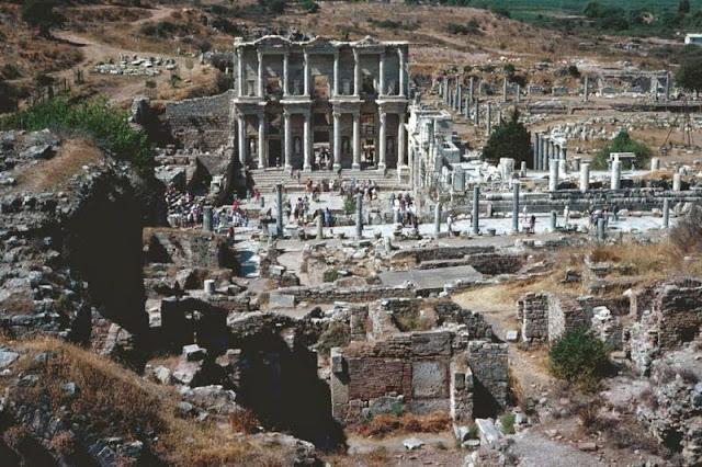 Ephesus to be granted World Heritage status