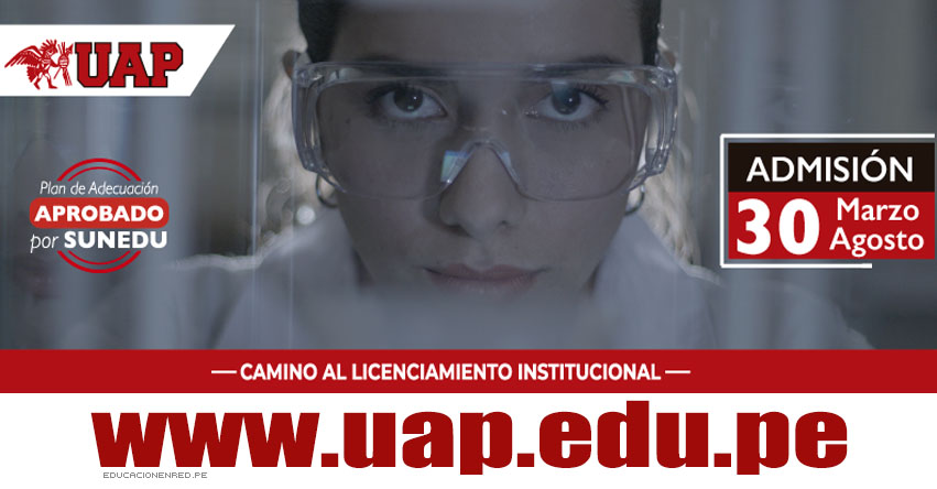 Resultados UAP 2019-1 (Sábado 30 Marzo 2019) Lista de Ingresantes Examen de Admisión Ordinario - Universidad Alas Peruanas - www.uap.edu.pe