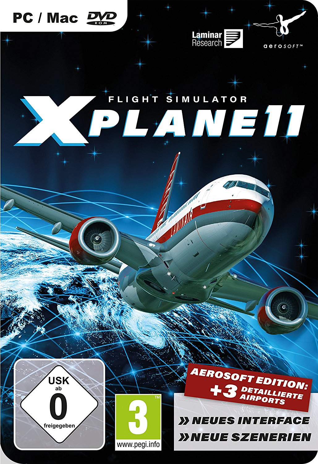 X-Plane 11 ESPAÑOL PC Full
