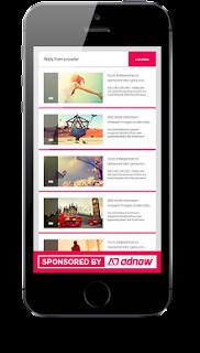 Adnow, publicidad contextual responsive