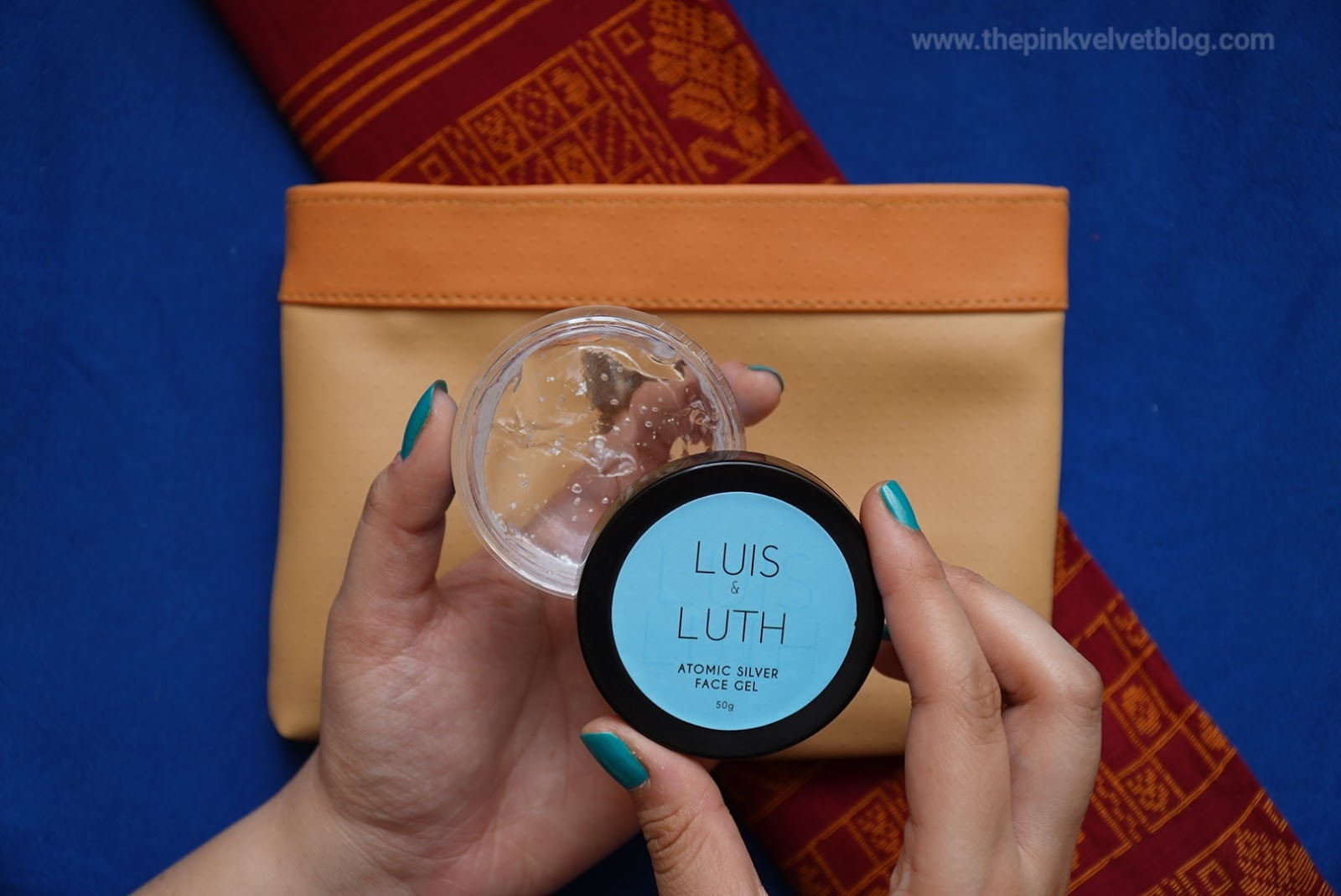 Luis and Luth Silver Face Gel - June FAB BAG