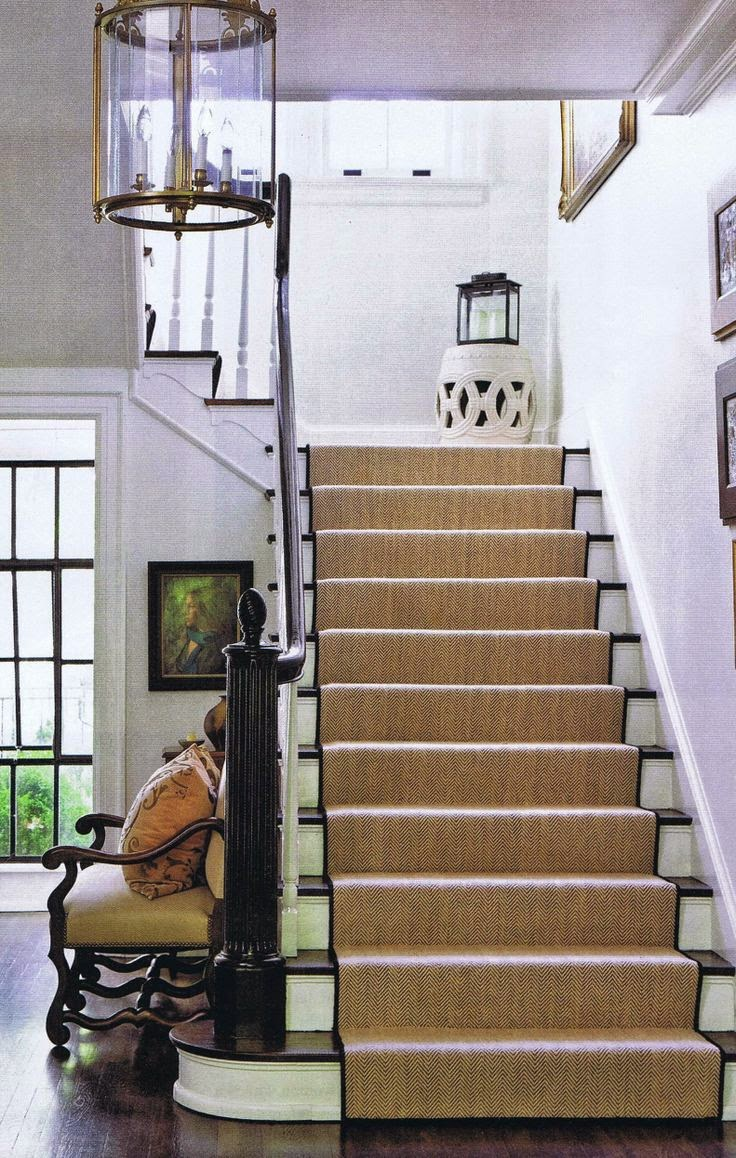 Basement Stair Landing Decorating: Stairs Decorating Ideas : How To Decorate The Staircase