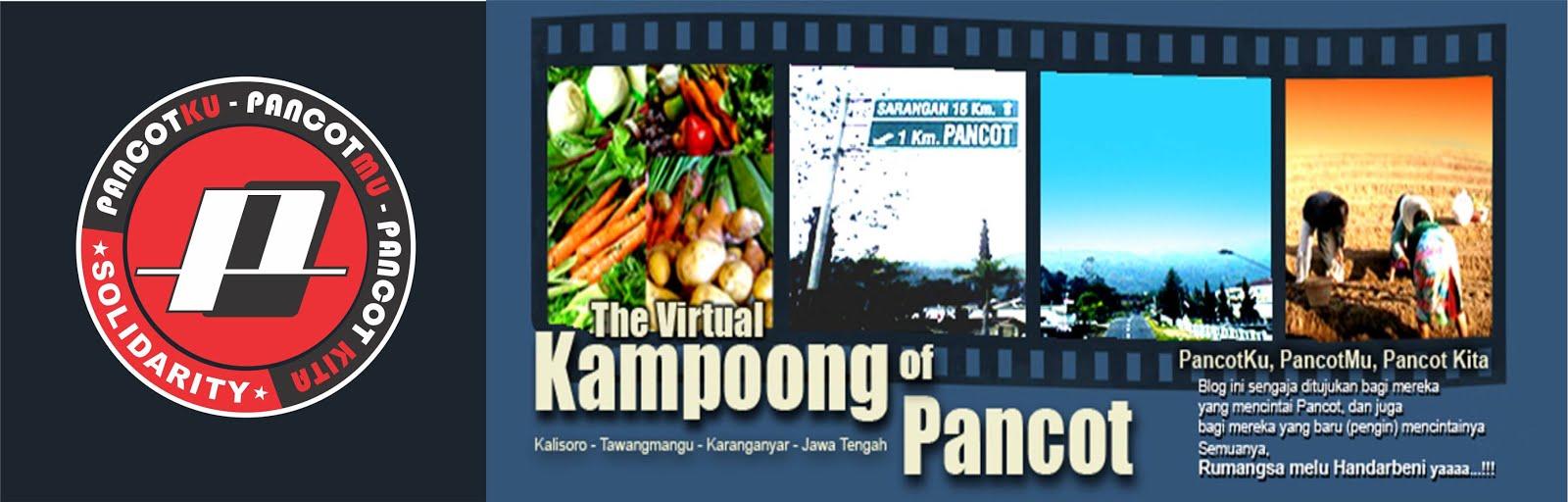 Pek Nggo Dan Ngalor Ngulon Pancot Kampung Virtual Kami