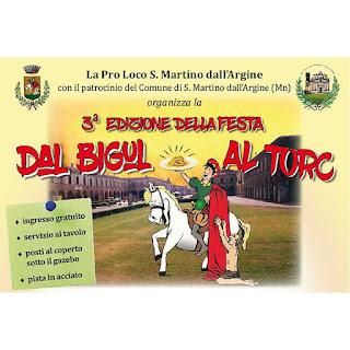 Festa dal Bìgul Al Torc 24-25 giugno San Martino Dall'argine (MN)