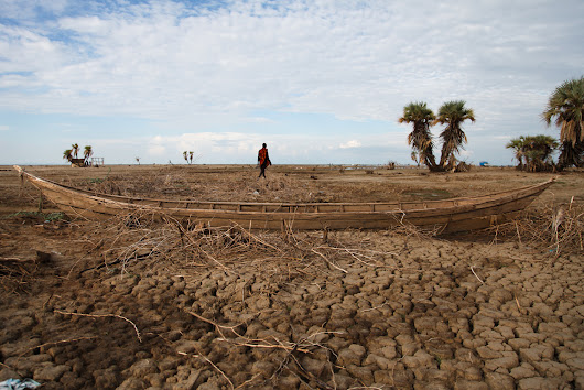 Climate Change Drying Up One of World's Largest Lakes