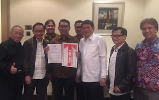 Hanura Resmi Dukung Ridwan Kamil di Pilgub Jabar 2018, PDIP Buka Peluang