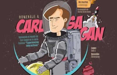 HOMENAJE A CARL SAGAN Bogota