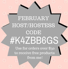 Host/Hostess Code for February