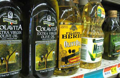 Merk dan Harga Minyak Zaitun Asli Beli Dimana ? di Apotik di Alfamart saja !