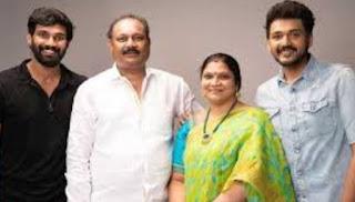 Bellamkonda Suresh Family Wife Parents children's Marriage Photos