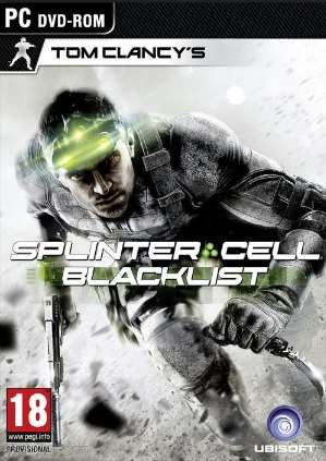 Tom Clancys Splinter Cell Blacklist [Full] [Español] [MEGA]