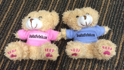 Personalized Teddy Bears @ $12.90 each. Printed with your name