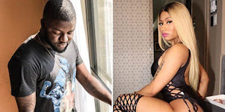 """Nicki Minaj Kept Sending Me Direct Messages"" - Skales Reveals"