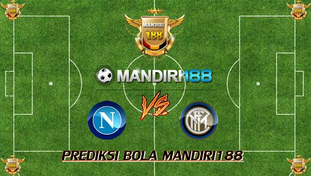AGEN BOLA - Prediksi Napoli vs Inter Milan 22 Oktober 2017