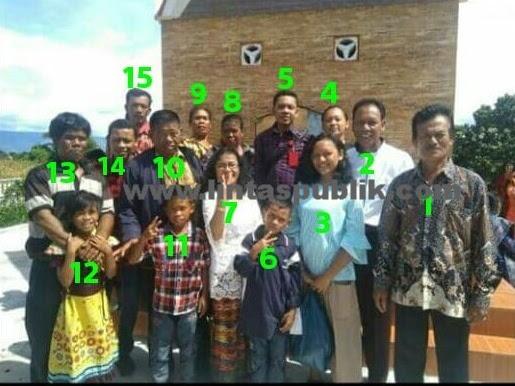 Kisah Pilu, 12 Orang Sekeluarga Turut Jadi Korban Kapal Tenggelam di Danau Toba