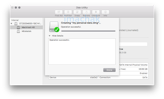 imachak-file and folder pasword protection with disk utility on macos