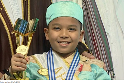 Ahmad - Juara Hafiz Indonesia 2017