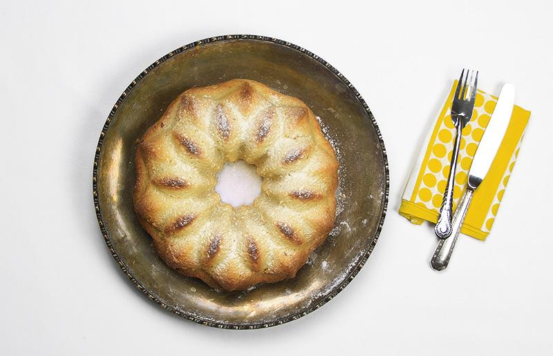 Receita para bolo de limão fácil e gostosa!