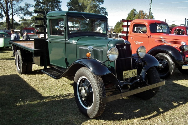 Ford BB 1934