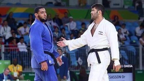 لاعب الجودو الإسرائيلي يكشف مفاجأة من العيار الثقيل عن مواجهته مع «الشهابى» ..ويقول كأنه يريد قتلي