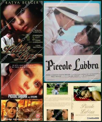 Маленькие губки / Piccole Labbra / Little Lips. 1978.