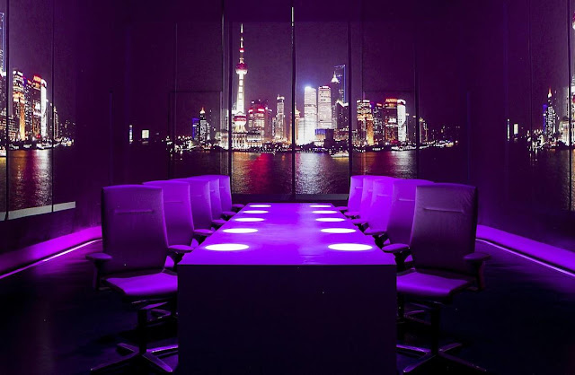 Ultra Violet in Shanghai, China