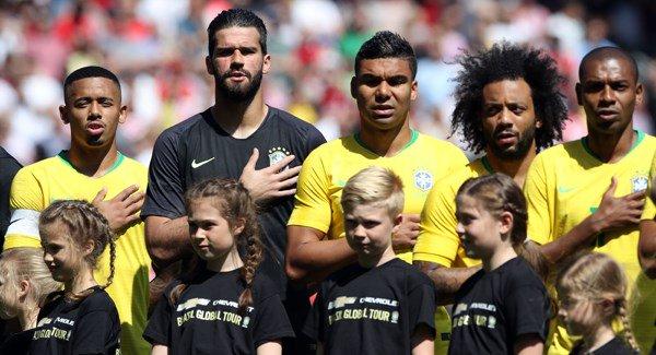 Các tuyển thủ Brazil ra sân nhiều nhất ở cúp C1