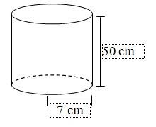 Cara Menghitung volume tabung