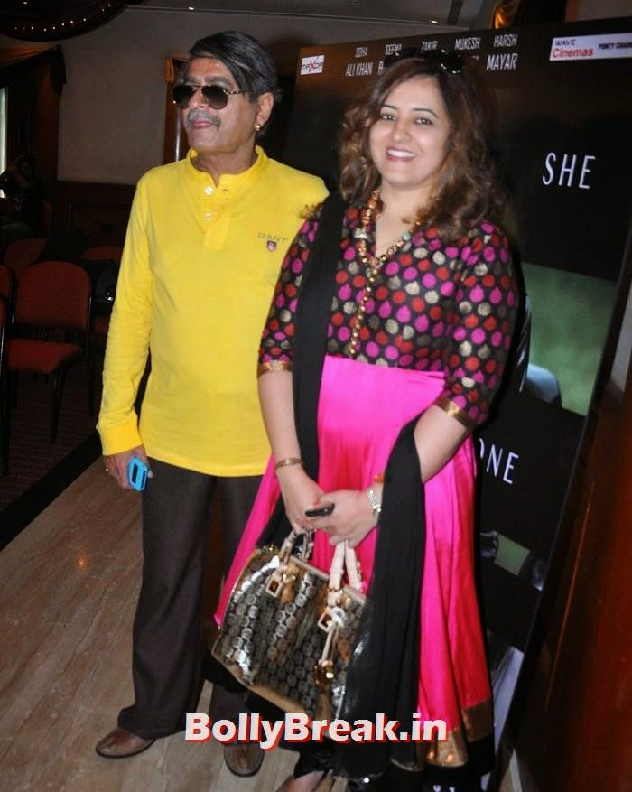 Sunill Khosla, Vibha Dutta Khosla, Soha Ali Khan Promote Movie 'Chaarfutiya Chhokare'