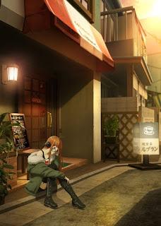 """Futaba Sakura en una nueva imagen promocional de """"Persona 5 the Animation""""."""