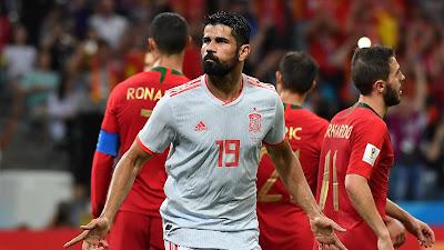 موعد مباراة أسبانيا وإيران الأربعاء20-6-2018 ضمن مباريات كأس العالم 2018 و القنوات الناقلة