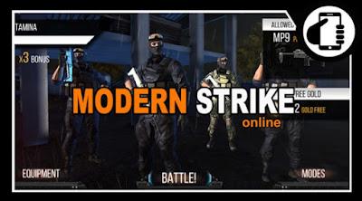 Modern Strike Online Apk v1.11 Mod (Unlimited Ammo)