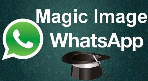 Whatsapp Magic Trick