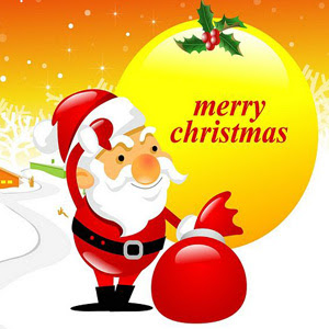 Happy Christmas SMS and Text Messages in English