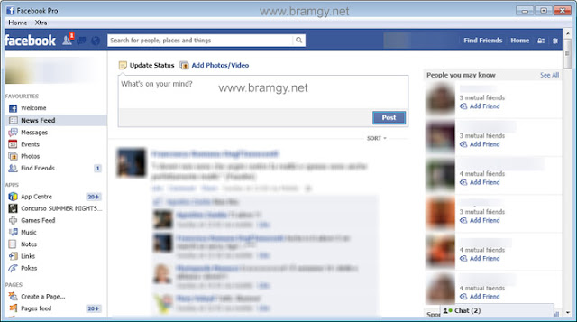 Download Facebook Pro Apk