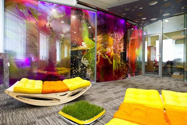 Tổng hợp: nội thất văn phòng hiện đại - làm thế nào?