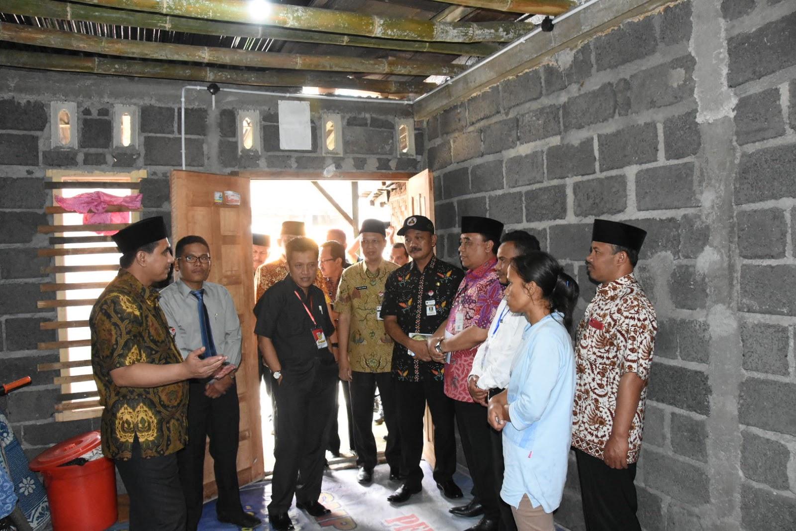 Wakil Gubernur Jawa Tengah Tinjau lokasi RLTH