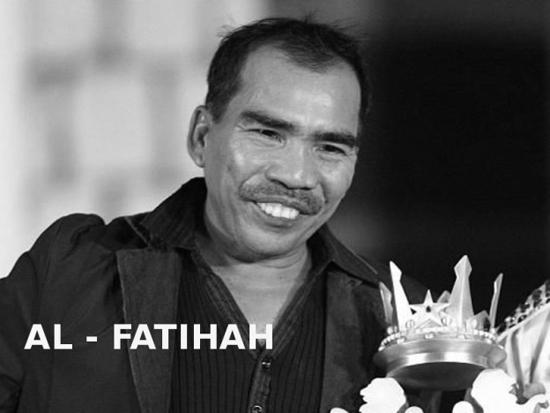 Al Fatihah Buat Mr Os (Mohd Yusof Abdul Hamid)