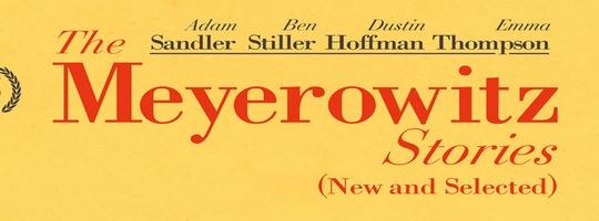 Os Meyerowitz: Família não Se Escolhe