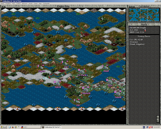 Civilization 2: Test of Time | Extended Original Game