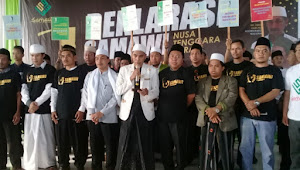 SAMAWI Siap Menangkan Jokowi-Ma'ruf di NTB